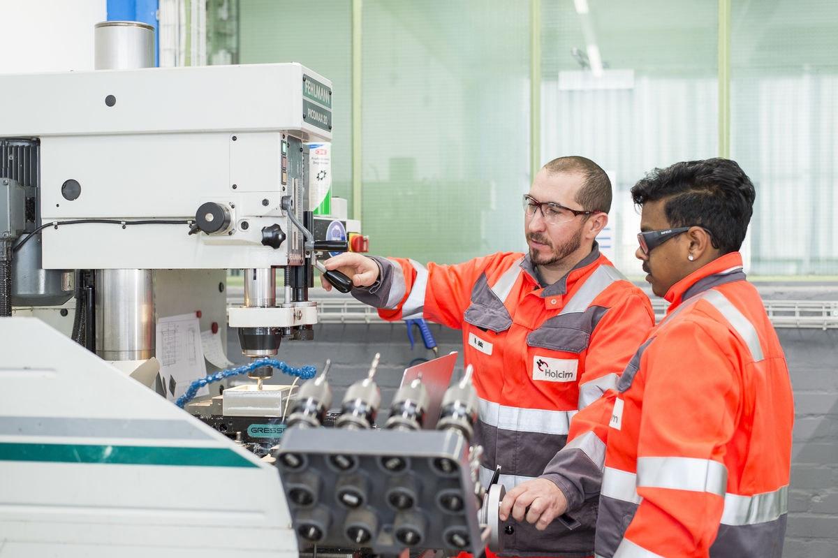 Polymechaniker/in & Produktionsmechaniker/in