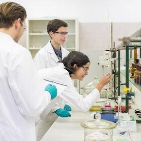 Laborant/in Fachrichtung Chemie