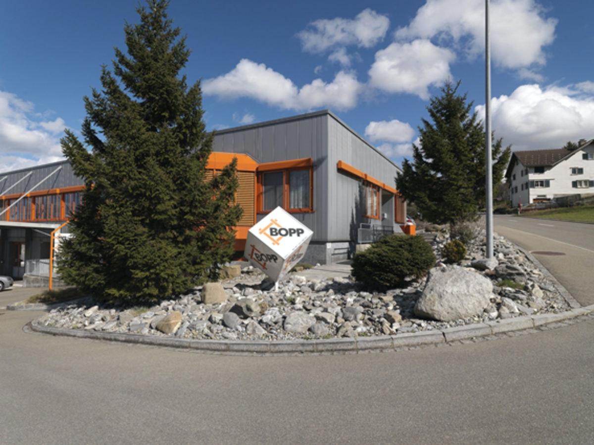 G. BOPP + Co. AG Produktion Wolfhalden AR