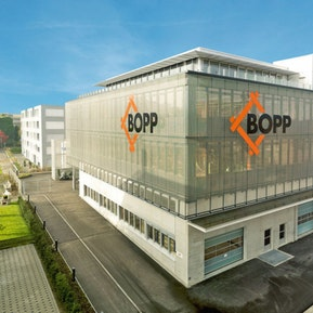 Hauptsitz G. BOPP + Co. AG Zürich
