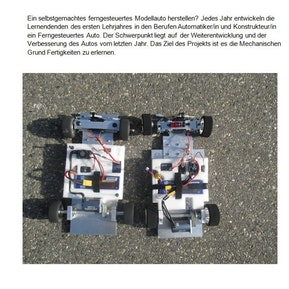 Projekt Modellauto