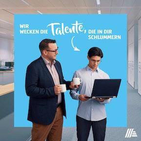 Kaufmann/-frau & Informatiker/-in (Systemtechnik)