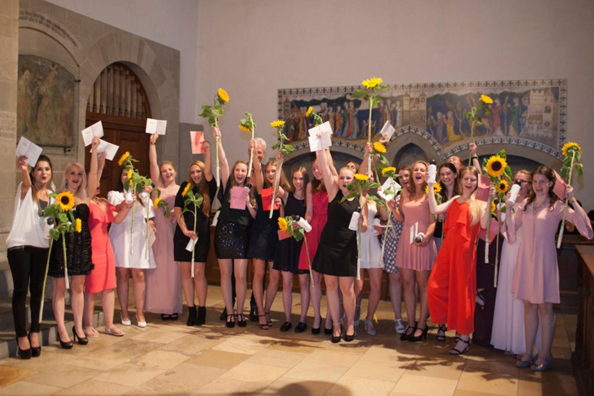Diplomfeier MPA/TPA Juli 2017