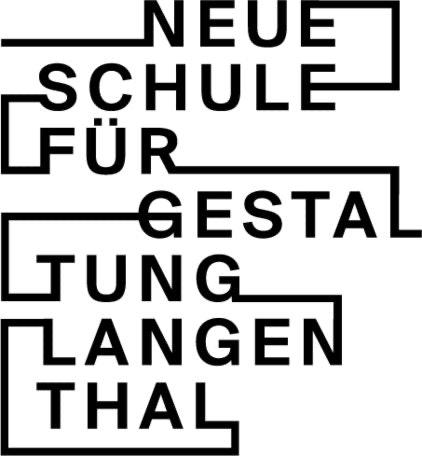 Neue Schule für Gestaltung Langenthal logo